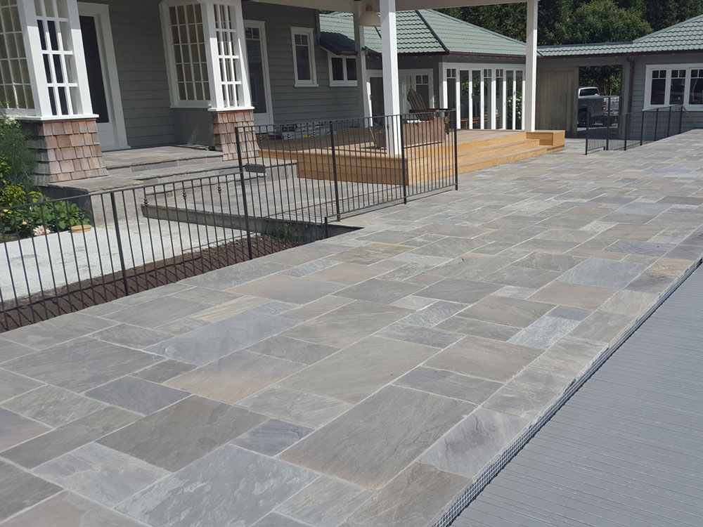 Antique Gunmetal Sandstone